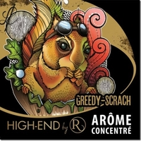 Concentré High end Greedy scrach 10 ml