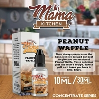 Peanut Waffle Concentré 10ML - Mama Kitchen