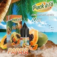 concentré Papaya 10ML - Pack à l'Ô