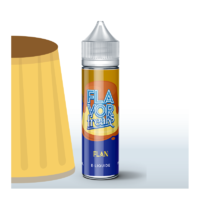 Flan 50ml 0mg [Flavor Freaks]