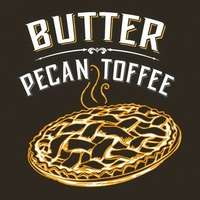 Pye Liquids BUTTER PECAN TOFFEE