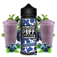 Blueberry Shakes by Moreish Puff 0mg 100 ml