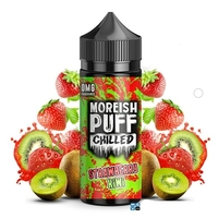 Strawberry and Kiwi Chilled by Moreish Puff 0mg 100 ml