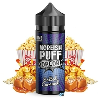 Salted Caramel Popcorn By Moreish Puff 0mg 50 ml
