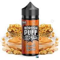 Peanut Butter Popcorn By Moreish Puff 0mg 50 ml