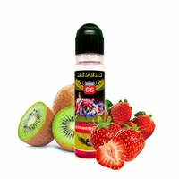 Strawberry Kiwi 0mg 50ml - Juice 66