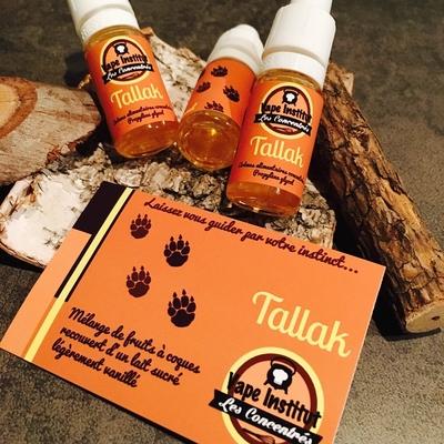 Tallak [Vape Institut] - Concentré 10 et 30 ml
