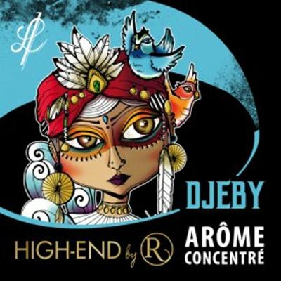 Concentré High end Djeby 10 ml