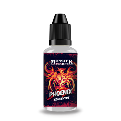 Concentré Phoenix 30ml [Monster Project]