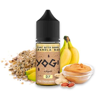 Concentré Peanut Butter Banana Granola Bar 30 ml [Yogi Juice]