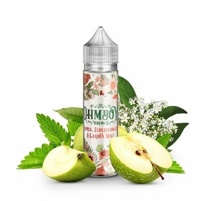Apple, Elderflower & Garden Mint 0mg 50ml - Ohm Boy