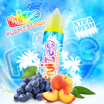 Purple Beach 50ml 0mg [Fruizee]