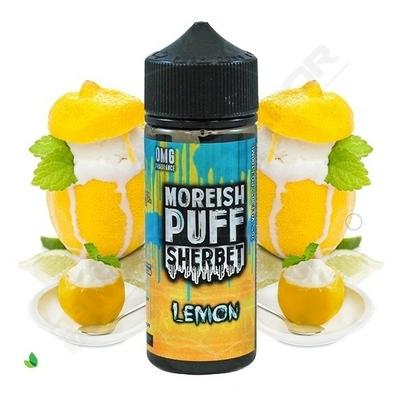Lemon Sherbet by Moreish Puff 0mg 50ML