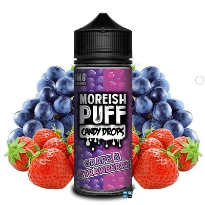 Grape & Strawberry Candy Drops By Moreish Puff 100 ml
