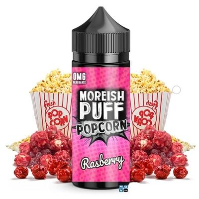 Raspberry Popcorn By Moreish Puff 0mg 50 ml