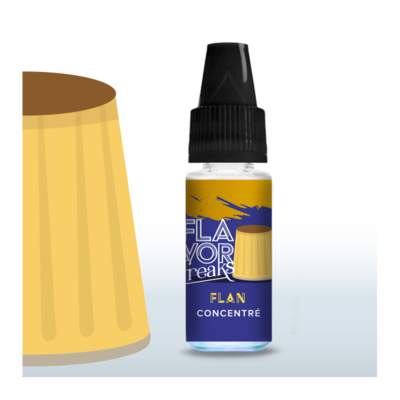 Concentrés Flan 10 ml [Flavor Freaks]