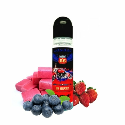 BB Berry 0mg 50ml - Juice 66