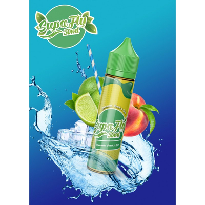 Lemonade Peach 50ml 0mg [Supafly]