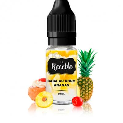 Concentré Baba au Rhum Ananas - Make It
