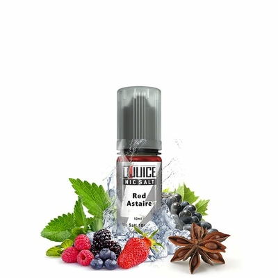 Sel de nicotine N+ Red Astaire 10ml 20mg