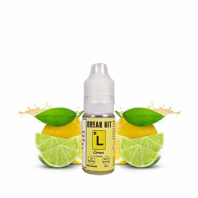 Limon NicSalt 10ml - Break Hit