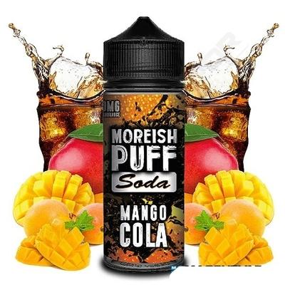 Soda Mango Cola E-Liquid By Moreish Puff 50ml