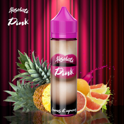 Absolute Pink 50mL 0mg [Airmust]