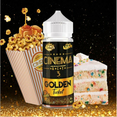 Cinema Reserve ACT 3 100mL 0mg [Cloud of Icarus]