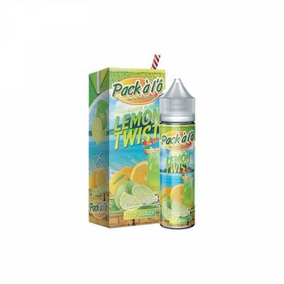 Lemon Twist 0mg 50mL