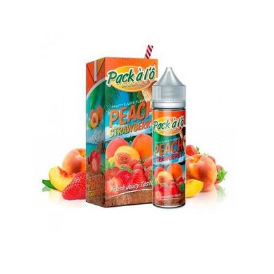Peach Strawberry 0mg 50mL