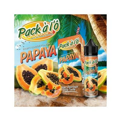 Papaya 0mg 50mL