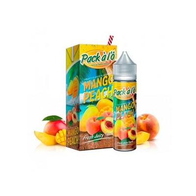 Mango Peach 0mg 50mL
