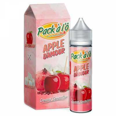 Apple D'amour 0mg 50mL
