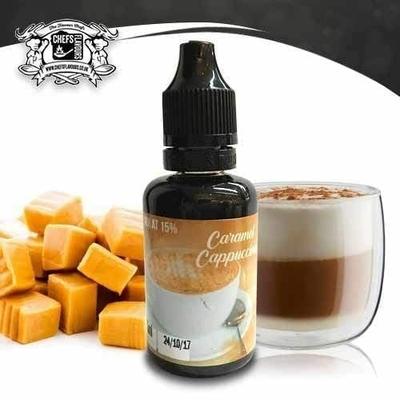 Concentré Caramel Cappuccino par Chefs Flavours