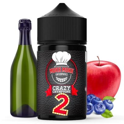 E-liquide Crazy Chvmpvgne V2 Mukk Mukk