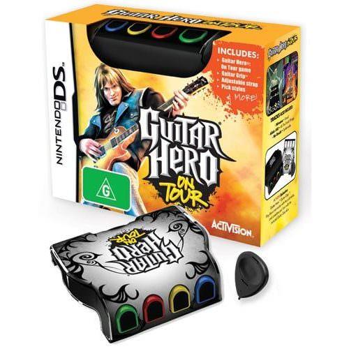 Controleur Guitar Hero pour DS et DS Lite