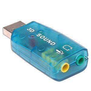 Clé USB Carte Son