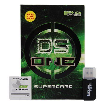 jeux pour supercard ds one