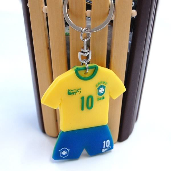 Porte Clé Football Kaka Brésil