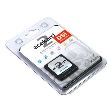 Acekard 2i pour DS Lite / DSi