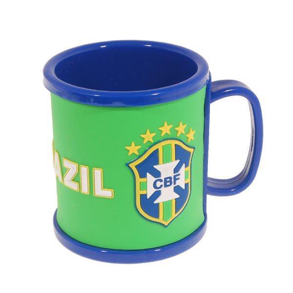 Mug Football Brésil