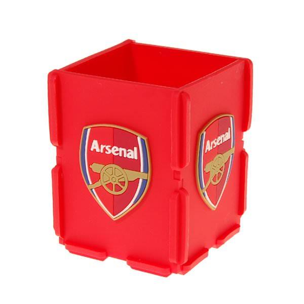 Pot à Crayons Football Arsenal