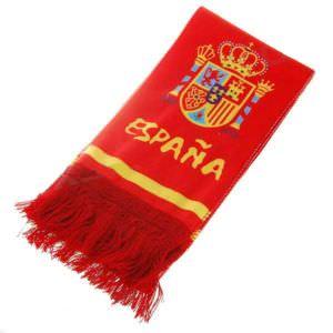 Echarpe Football Espagne