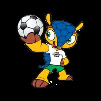 Mascotte coupe du monde Brésil 2015