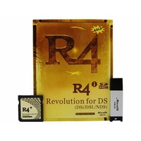R4i Gold pour DS / DS Lite / DSi Compatible Version 1.4