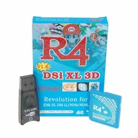 R4i LL pour DS / DSi / DSi LL (XL) Compatible Version 1.6