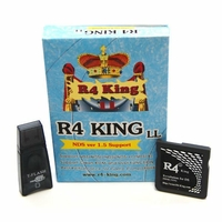 R4i King LL pour DS / DSi / DSi LL (XL) Compatible Version 1.5