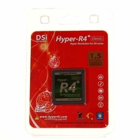 Hyper R4i pour DS / DSi Compatible Version 1.5