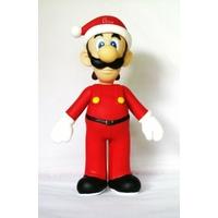 Figurine Luigi Père Noël