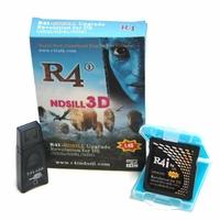 R4i LL pour DS / DSi / DSi LL (XL) Compatible Version 1.45 (Série Spéciale Avatar)